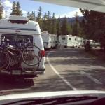 rij voor camping canada
