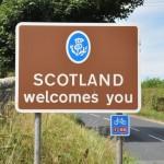 Schotland 2013