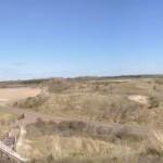 Duinen panorama
