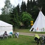 Yurt en tipi