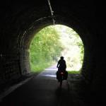 einde tunnel